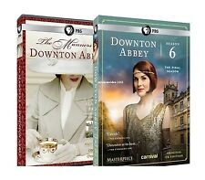 Downton Abbey: Season 6 DVD, 2016 & The Manners of Downton Abbey