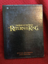 The Lord Of The Rings - The Return of The King - Special Extended DVD Edition