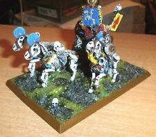 Warhammer Fantasy Painted Tomb King on Chariot SIGMAR DUNGEONS PATHFINDER