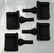 Bonnet Rubbers (Side) Mk1 Escort RS2000 Mexico RS1600 Twin Cam AVO Brand NEW!