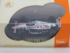 Lola Ford T93 Nr.5, N. Mansell Indianapolis, weiß/schwarz, OVP, IXO junior, 1:43