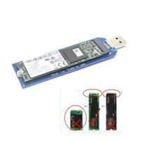 US 2230 2242 2260 2280 M.2 B Key NGFF SATA SSD to USB 3.0 Adapter Converter Card