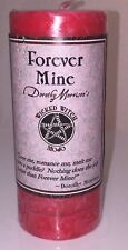 Forever Mine MOJO Candle Coventry Creations Wicked Witch Love Romance Magick