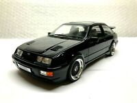 1/18 - 1986 FORD SIERRA RS COSWORTH BLACK - MODIFIED - NOREV - LIMITED