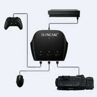 Adapter Type-c Handle Controller Keyboard Mouse Converter For PC NS Switch/PS4 |