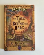 The Tales of Beedle the Bard by J.k. Rowling ( Hardcover)