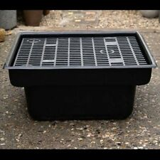 """24"""" Square Nelson's Heavy Duty Fountain Reservoir Basin-for DIY water features"""