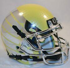 OREGON DUCKS (LIQUID LIGHTNING) - Schutt XP Mini Helmet