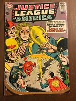 JUSTICE LEAGUE OF AMERICA #29 [1964 GD-VG] 1ST SILVER-AGE STARMAN! Comic