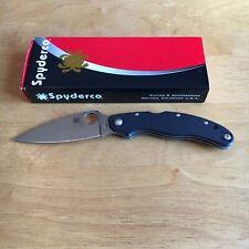 Spyderco C144Gp folding knife