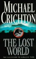The Lost World by Crichton, Michael Paperback Book The Fast Free Shipping