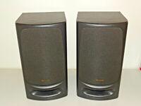 2x Technics SB-CH404 3-Wege Stereo Lautsprecher / Boxen, 2 Jahre Garantie