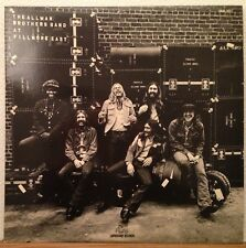 THE ALLMAN BROTHERS BAND ...at Fillmore East French OG LP