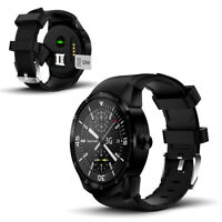 Android SmartWatch & Phone by Indigi Android 4.4.2 OS - 1.3-inch HD IPS - WiFi