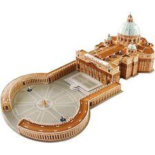 Sankt Peter's Dom  Vatikan   3D Puzzle  165 Teile  ca. 72 x 34 x 23 cm