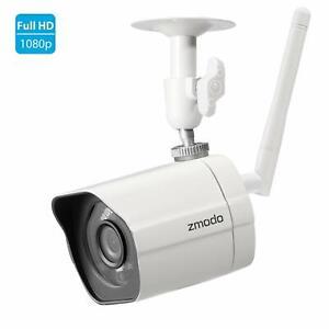 Zmodo Wifi IP Kamera 1080P Full HD SD-H1080P-Z Wireless Alexa Compatible