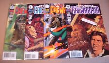 Dark Horse Comic Star Wars Chewbacca #1 - 4 Set VF/NM Direct variant