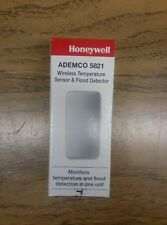 New Honeywell 5821 Wireless Temperature Sensor and Flood Detector. Free shipping