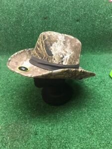 Camouflage Cowboy Outback Hat / Cap Realtree Hunting New w/Tags Large/XLarge sz