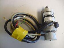 1 pc. ABB/Alsthom DC Motor, 24V, RS220FR1026, 346724, Used
