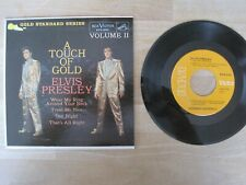 Elvis Presley GSS - RCA EPA-5101 A Touch Of Gold Vol II EP Original