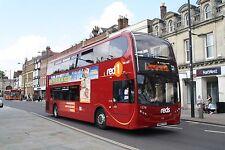 1576 HW63FGV Wilts & Dorset, Salisbury 6x4 Quality Bus Photo
