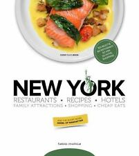 New York: Restaurants - Recipes - Hotels - Family Attractions - Shopping - Cheap