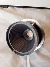 Schneider-Kreuznach TV-Xenon 28mm F2 Lens.