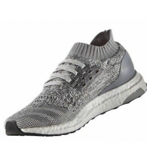 Adidas Womens UltraBoost Shoes Uncaged BB3902 NIB 100% authentic Grey Size 5
