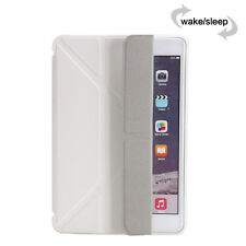 "For iPad 234/Air/Air 2/Pro 9.7"" Screen Protector/ Slim Smart Cover TPU Soft Case"
