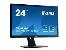 Iiyama prolite B2483HS-B3 24 Zoll LED 1ms Monitor Full HD,1ms,Lautsprecher,HDMI