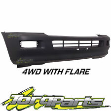 FRONT BAR COVER SUIT HOLDEN RODEO RA 03-06 4WD WITH FLARE BUMPER