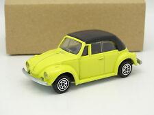 Polistil 1/43 - VW Coccinelle Cabriolet Jaune