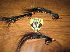 3 V Fly Size 12 Ultimate Blue Knight Tandem Sea Trout Flies