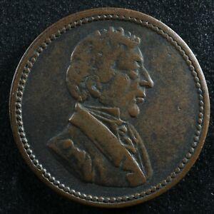 WE-15 Wellington Waterloo 1815 token Canada Large Bust Breton 1006