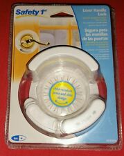 Safety 1st Lever Handle Lock - New - White