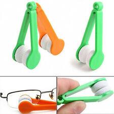 1 x Gut Neu Brillenreiniger Pinsel Sunglasses Spectacles Glasses Cleaner Brush