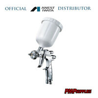 NEW Iwata WS400 CLEARCOAT 1.3 Super Nova Pro Spray Gun WITH CUP FREE GIFT clear
