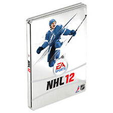 NHL 12 EA SPORTS STEELBOOK CASE XBOX 360 PS3 (CASE ONLY) G1 NEW