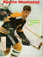 1970 5/4 Sports Illustrated hockey magazine Bobby Orr, Boston Bruins GOOD