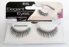 NIB~ Ardell Elegant Eyes GLAMOROUS False Eyelashes Fake Lashes Glitter Black