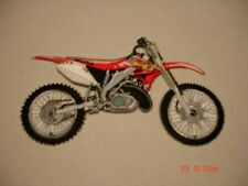 """HONDA PATCH, MOTOCROSS CR 250R, EMBROIDERED 5"""" PATCH"""