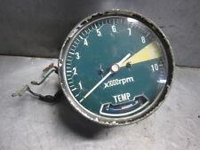 Honda 1975 1976 GL1000 Tachometer & Chrome Bucket Back Cover GL1000K0