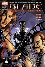 BLADE NIGHTSTALKING RARE DVD MINI COMIC GIVEAWAY PROMO VARIANT VFNM