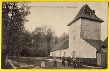 cpa SAINT MICHEL sur TERNOISE (Pas de Calais) Bois FERME de CATHERINETTE Animé