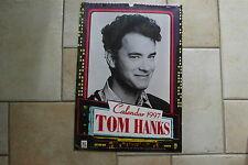 Tom Hanks Kalender 1997,ovp in Folie, 42 x 30 cm Posterkalender
