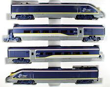 HORNBY OO GAUGE R3215 EUROSTAR CLASS 373 2013 4 CAR TRAIN PACK *NEW* (D21)