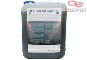 Automatic Transmission Fluid ZF Lifeguard 8 (10L) ZF Green G 060 162 A2 A1