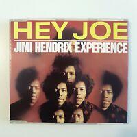 JIMI HENDRIX : HEY JOE (EP - FRENCH POLYDOR CD !) ♦ RARE MAXI-CD ♦