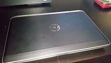 Dell E6430s i7-3540 8GB DDR3 Intel 120 GB SSD  Win 7 Pro Key Webcam